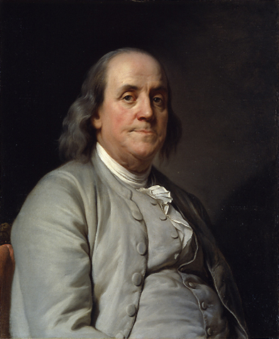 Benjamin Franklin Early Marriage