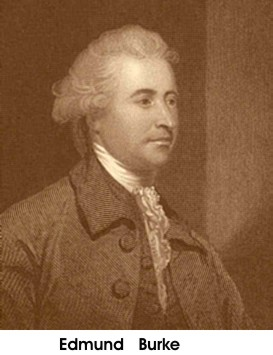 Edmund Burke - His Role in History