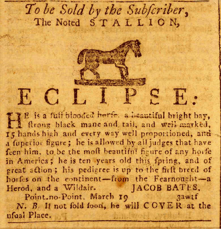 Colonial Era Advertisements Archiving Early America