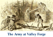 The Army at Valley Forge