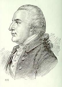 Portrait of Benedict Arnold