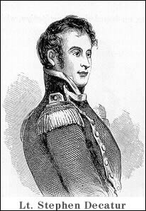 Lt. Stephen Decatur