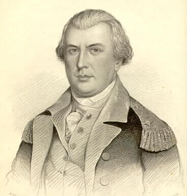 Portrait of Nathanael Greene