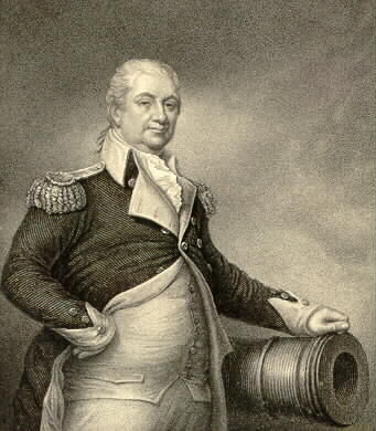Portrait of Henry Knox