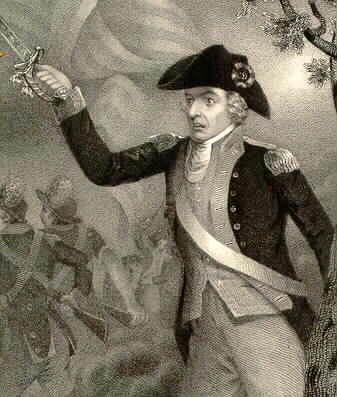 Francis Marion, Revolutionary leader in South Carolina