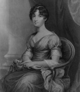 Replica of Mrs. King by Trumbull - 1820