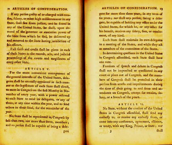 The Articles of Confederation Page 2