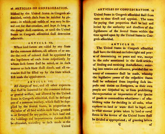 The Articles of Confederation Page 4