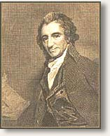 Thomas Paine wrote the famous revolutionary tract Common Sense