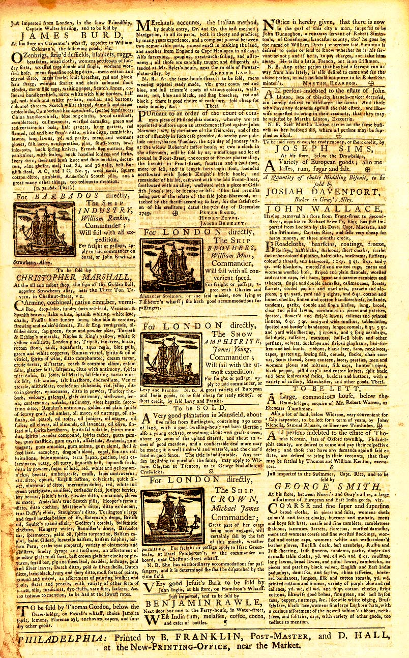 ben franklins contributions to america essay The autobiography of benjamin franklin part 3 summary & analysis from litcharts | the  contributions and a  a better united states of america.