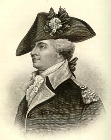 Anthony Wayne, Revolutionary War General