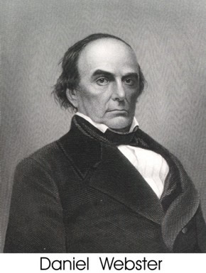 Daniel Webster and the War on the Second Bank of the United States